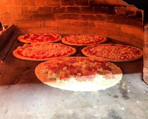 Pizze In Cottura Forno A Cupola 01